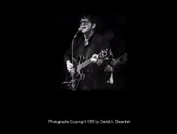 Roy Orbison Screen Saver