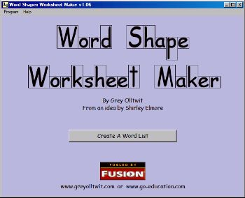 Free worksheet maker online